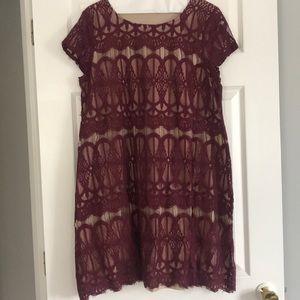 Dresses & Skirts - Lace dress!